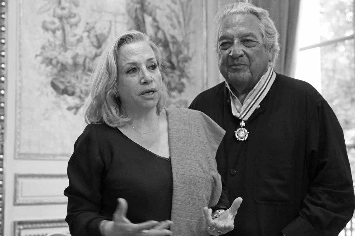 Marcia Covarrubias, Luis Mizón