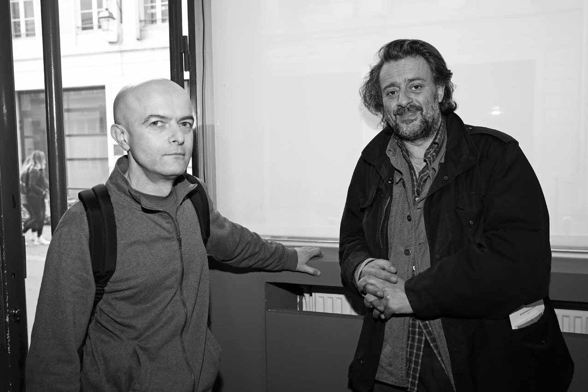 Eric Bourguignon, Paul de Pignol