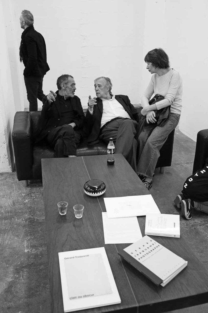 Antoine Laurent, Gérard Traquandi, Gilles Fuchs, Inconnue