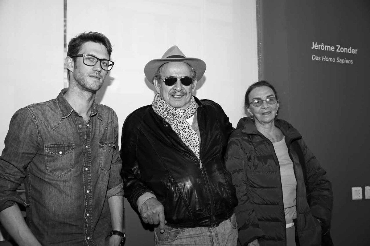 Antoine Duhamel, Miguel Angel Rios, Teresa Serrano