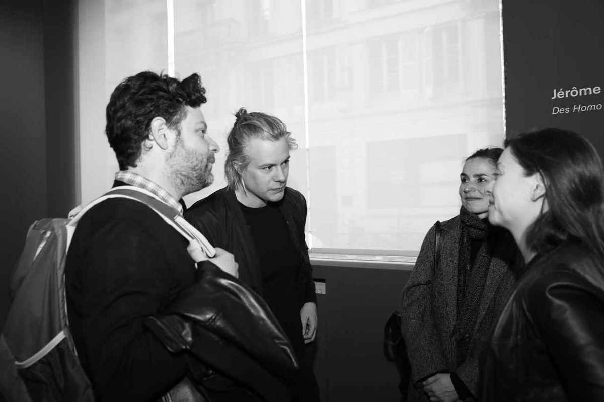 Romain Bernini, Jean Bedez, Muriel Enjalran, Madame Bernini