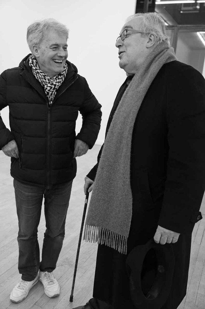 Bernard Moninot, Jean-Michel Raingeard