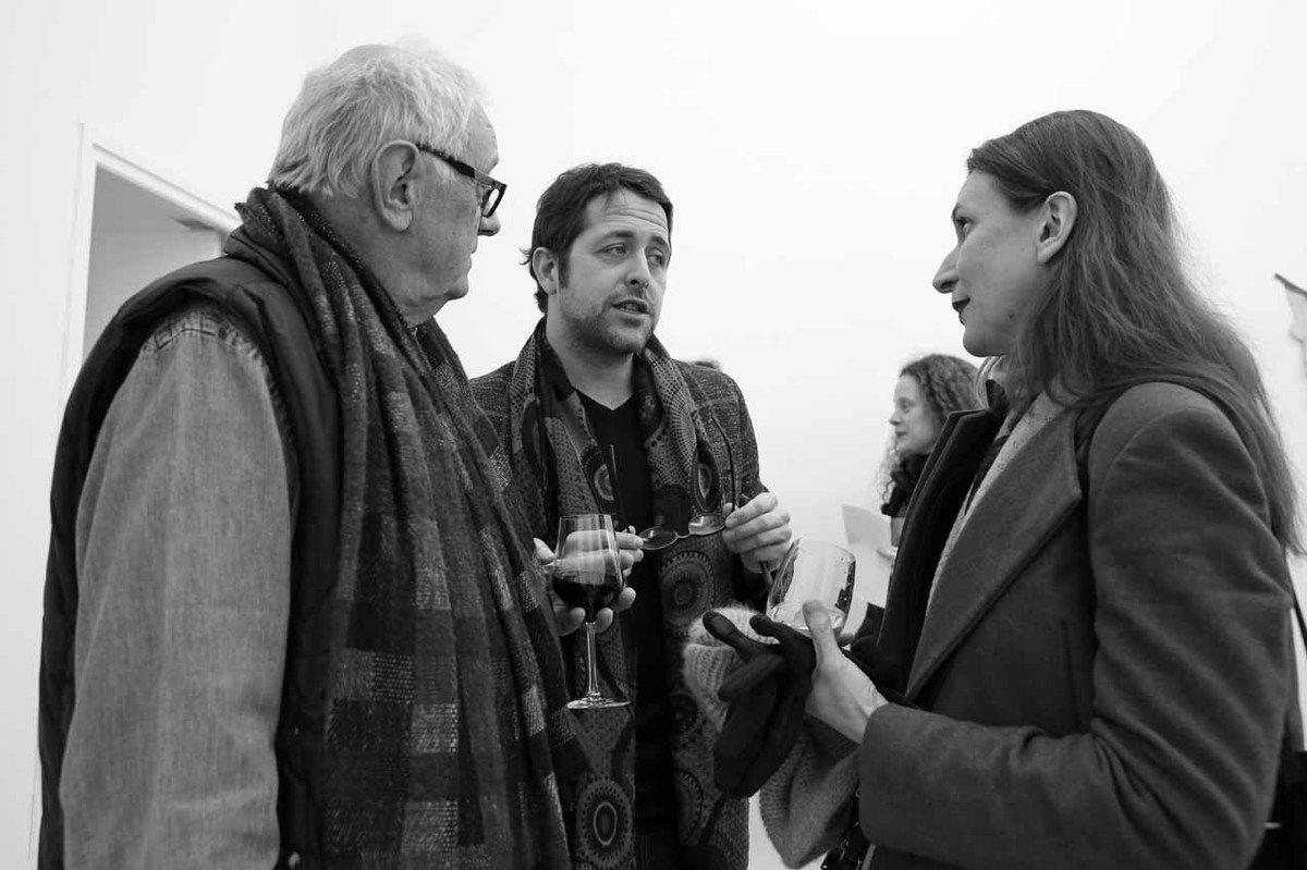 Jean-Claude Degorce, Loïc Bénétière, Amilia Genuardi, Marion Papillon