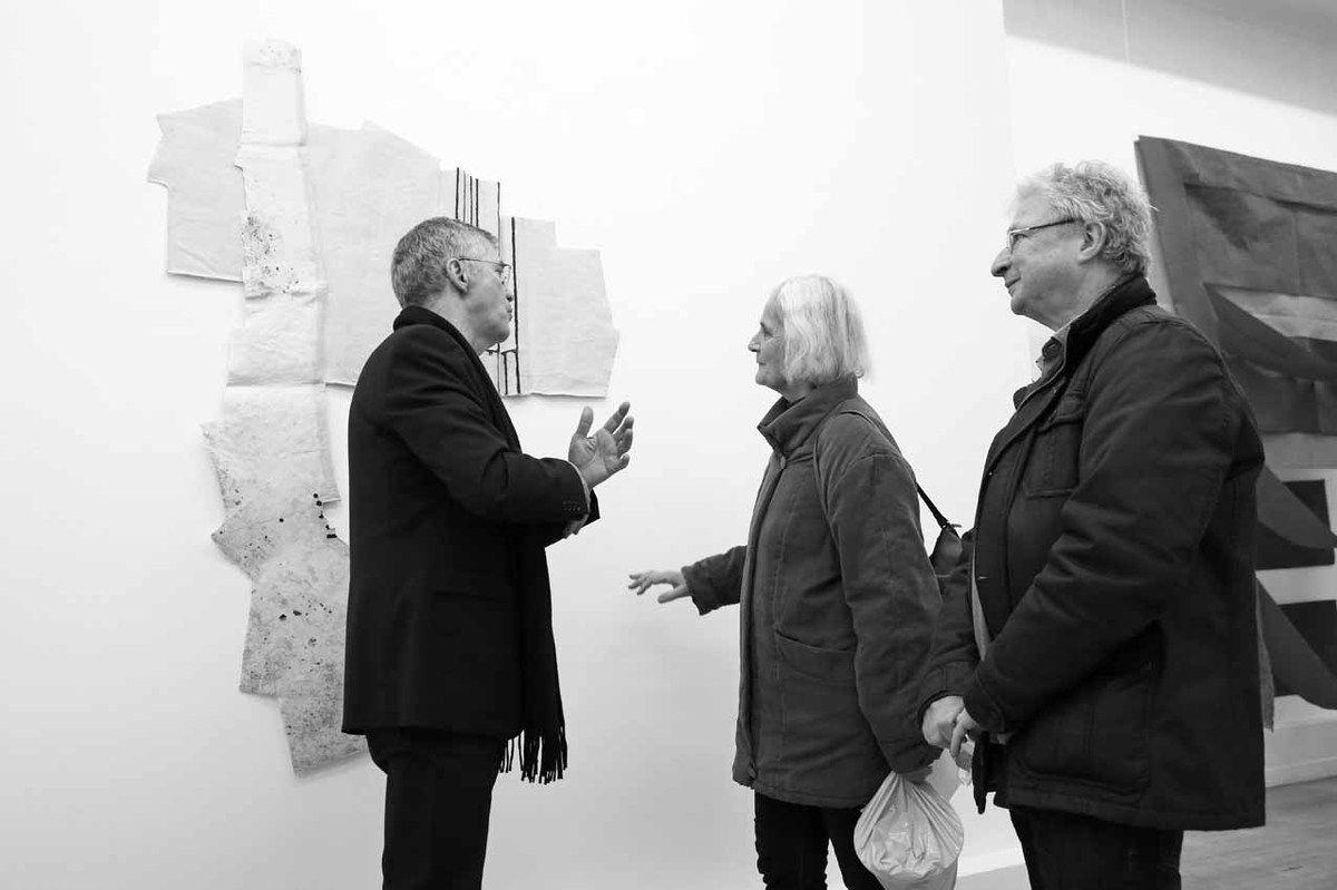 Max Charvolen, Martine Saillard, Jean-François Dubreuil