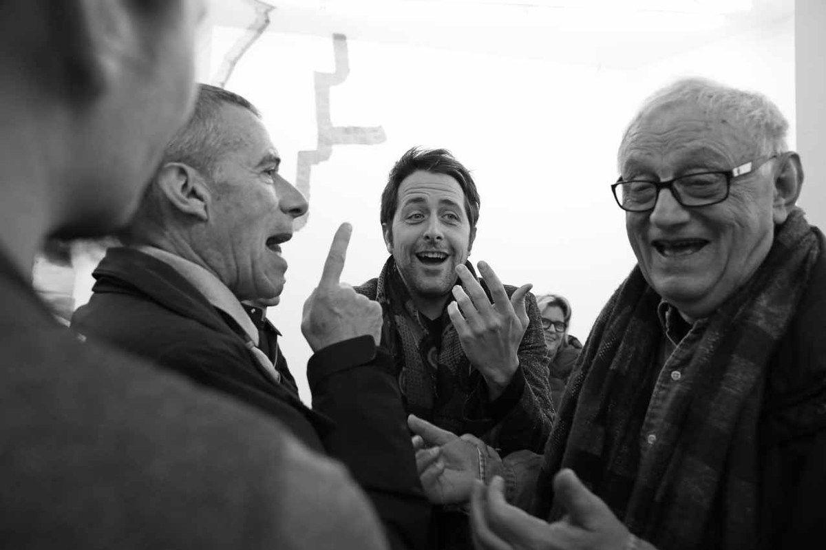 Joël Raoul, Loïc Bénétière, Jean-Claude Degorce