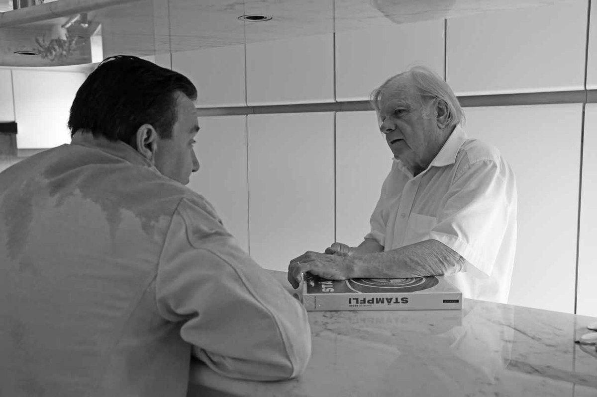 Renaud Faroux, Peter Stämpfli