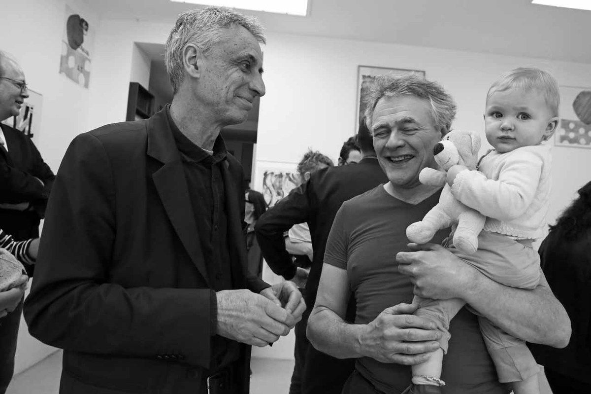 Michael Woolworth, Jean François Maurige, Christophe Domino