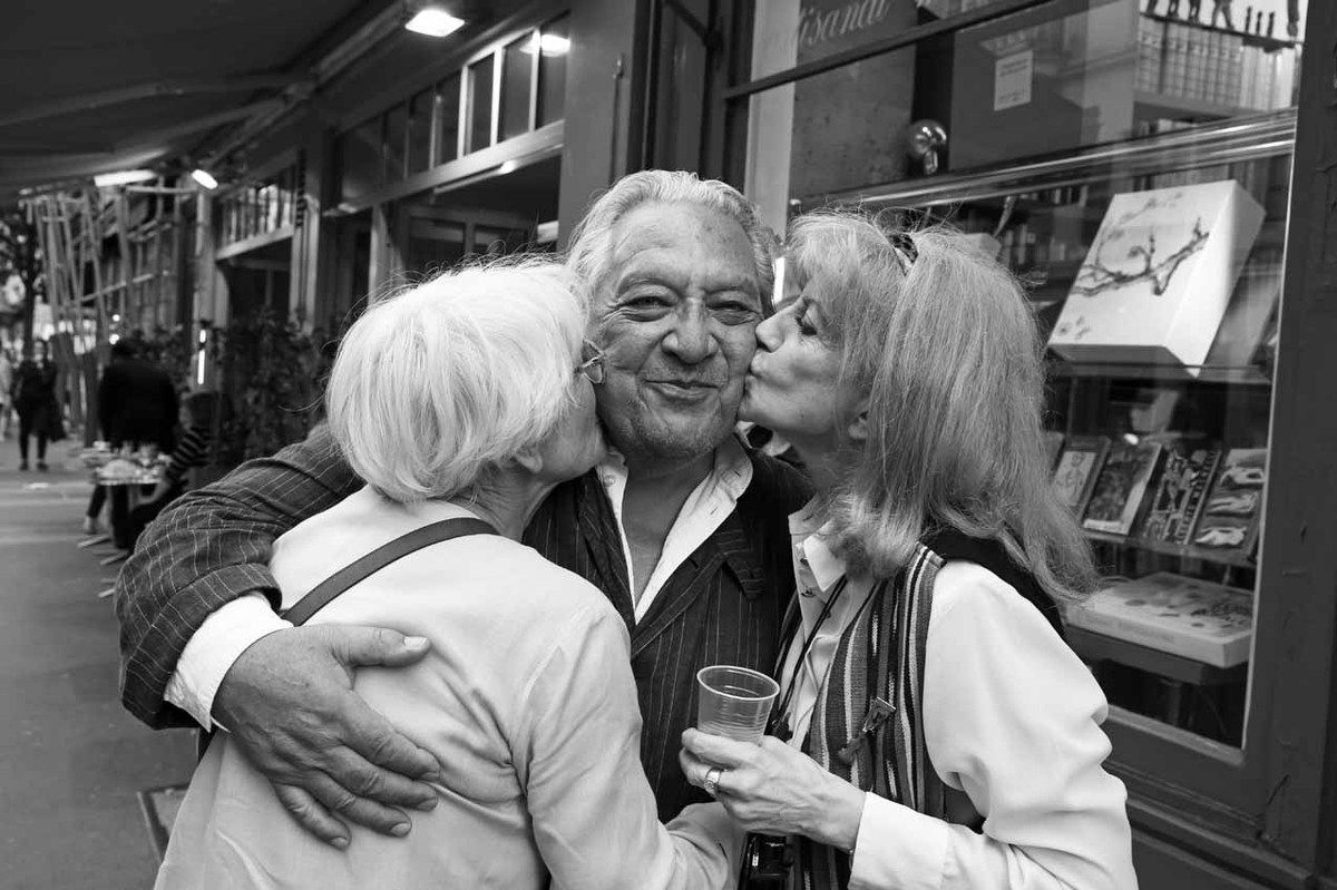 Martine Erhel, Luis Mizon, Tita Reut
