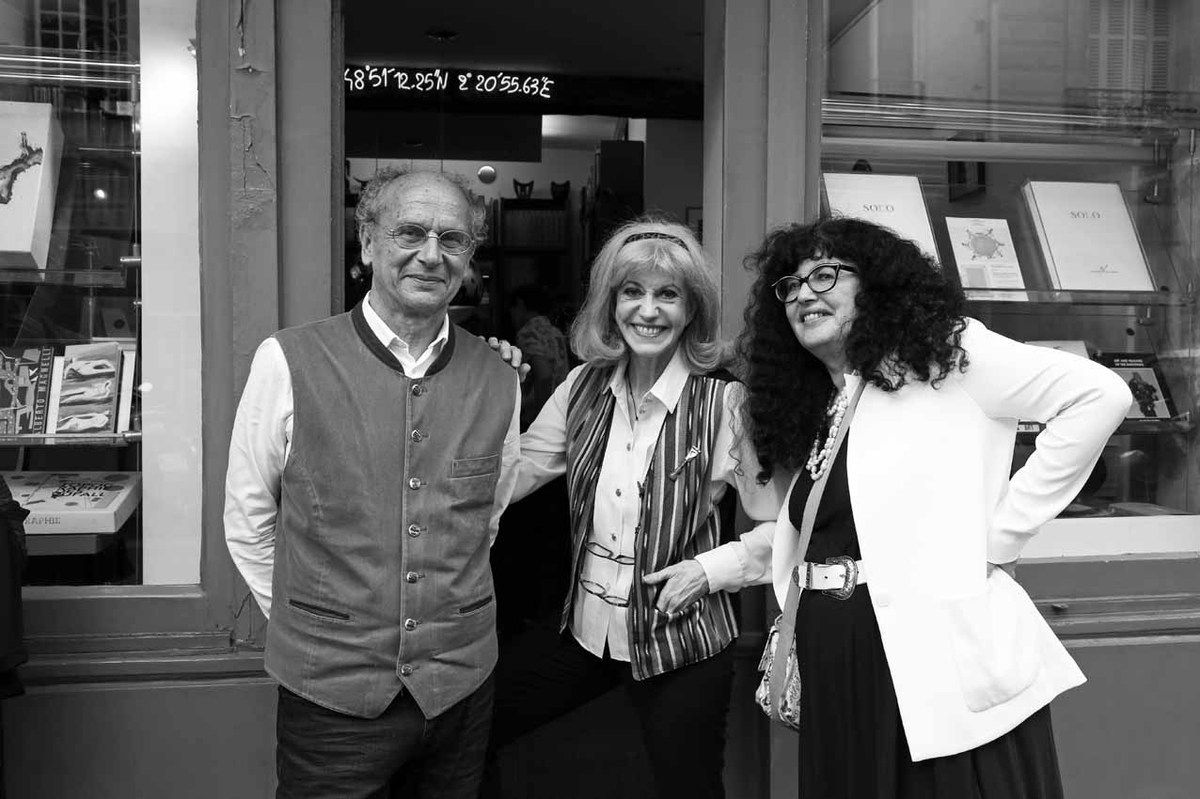 Pierre Durieu, Tita Reut, Lélia Mordoch