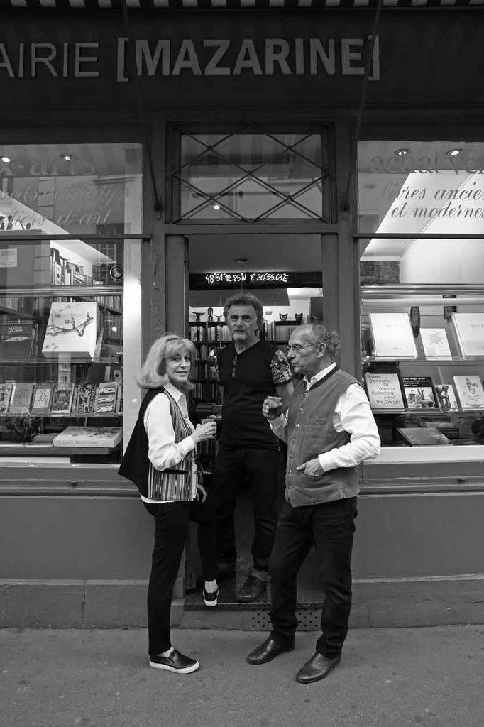 Tita Reut, Marc Butti, Pierre Durieu