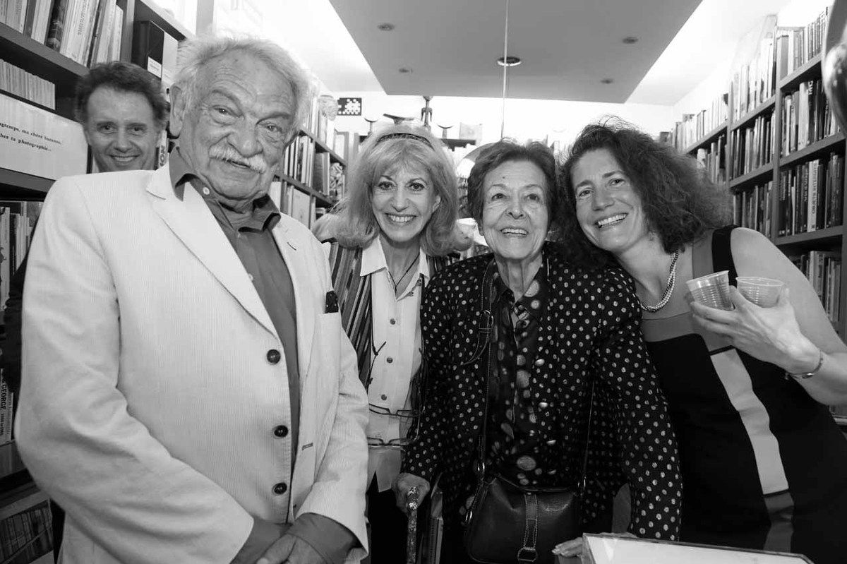 Pablo Reinoso, Antonio Segui, Tita Reut, Térésa Reut, Catherine James