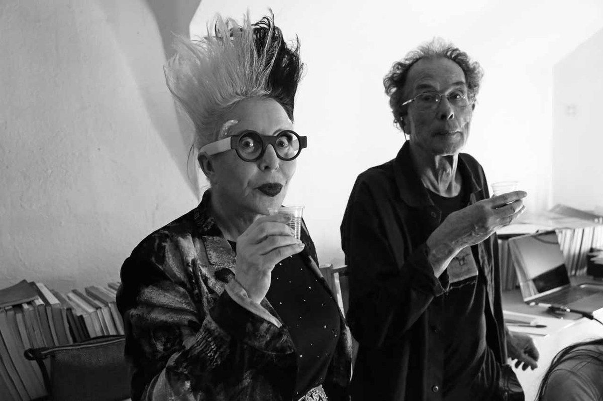 Orlan, Jacques Donguy