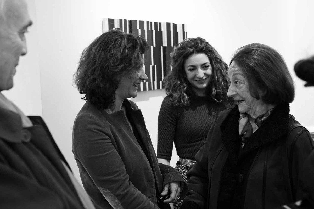 Astrid de La Forest, Anna Klossowski, Judith Hervé