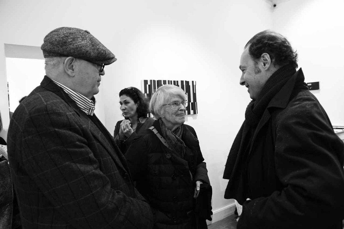 Gilles Altiéri, Astrid de La Forest, Anna Mark, Guy de Malherbe