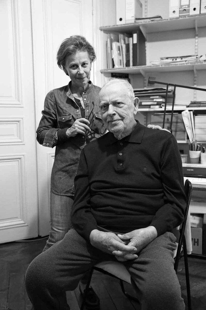 Lucie Xenakis, Constantin Xenakis