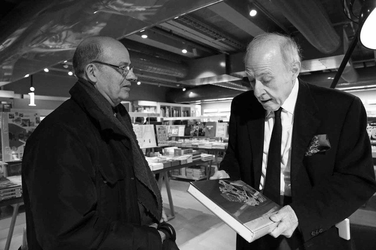 Jean-Paul Ameline, Eduardo Arroyo