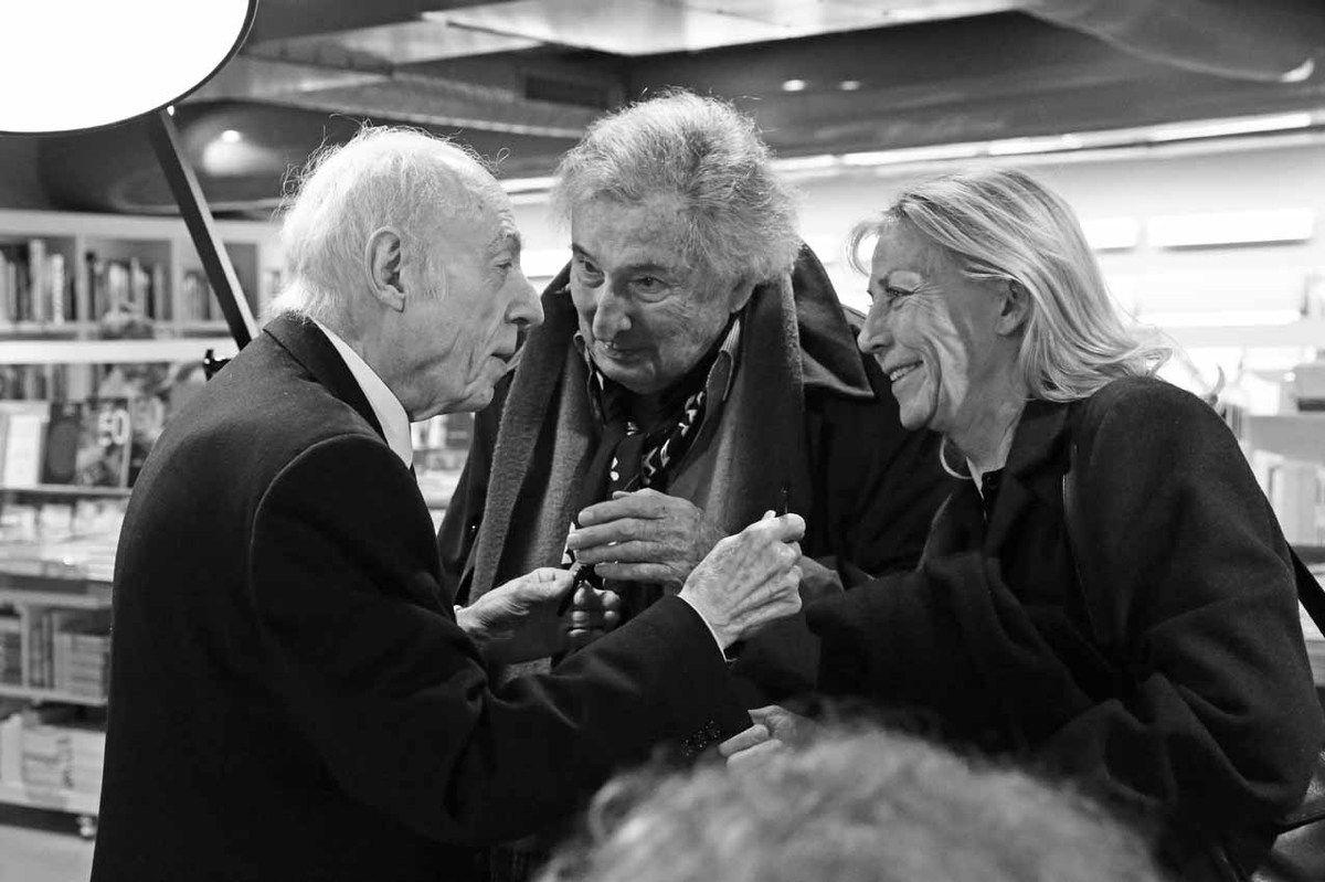 Eduardo Arroyo, Guy de Rougemont, Martine Cartaux