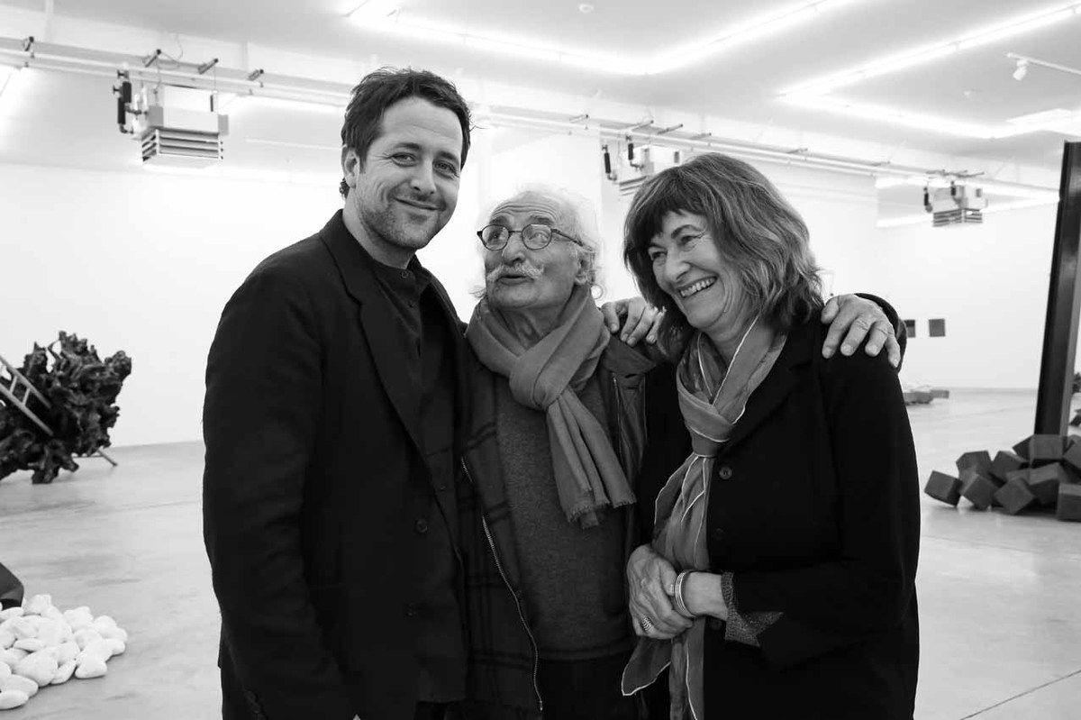 Loïc Bénétière, Bernard Pagès, Maryline Desbiolles