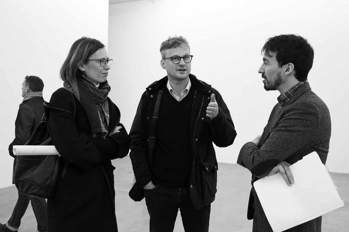 Claude Hostert-Pfeiffer, Marc Hostert, François Ceysson