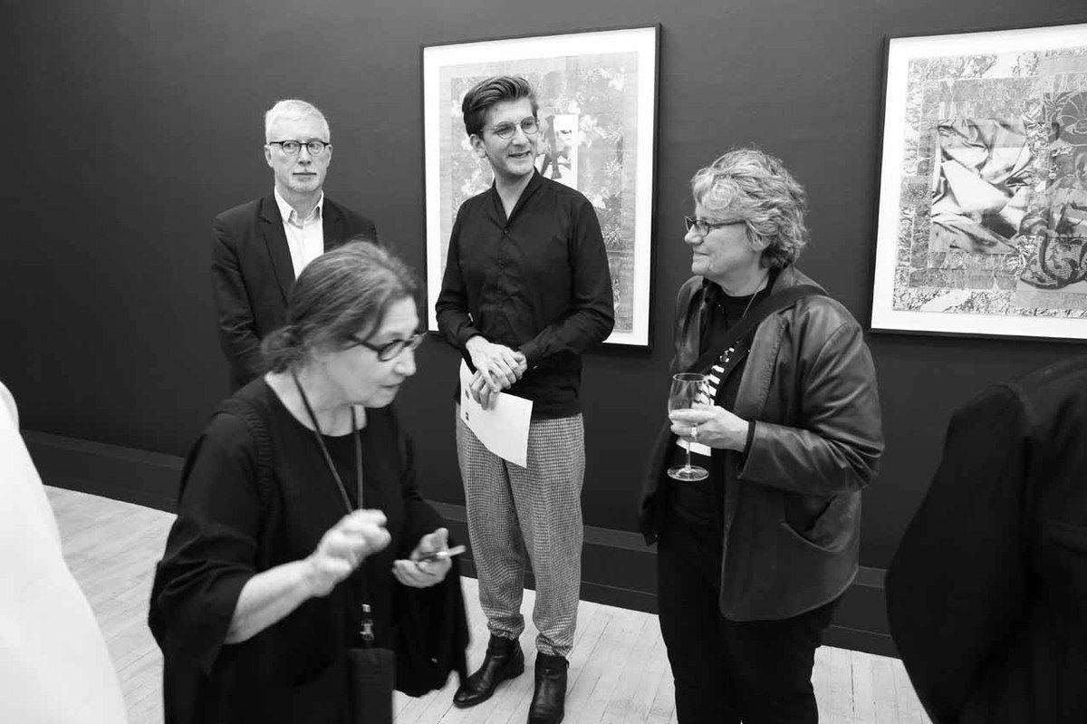 Christian Briend, Alice Morgaine, Loïc Garrier, Nathalie Hernoult