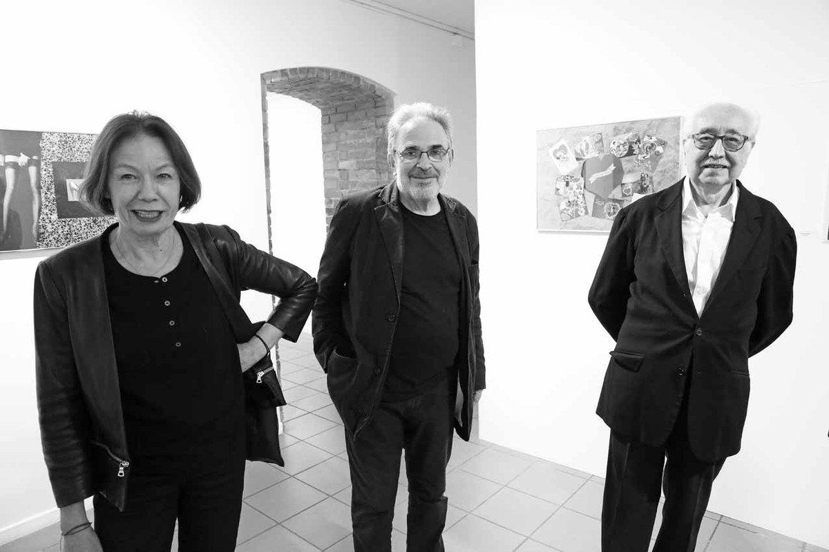 Martine Poli, Robert Bonaccorsi, Joan Rabascall