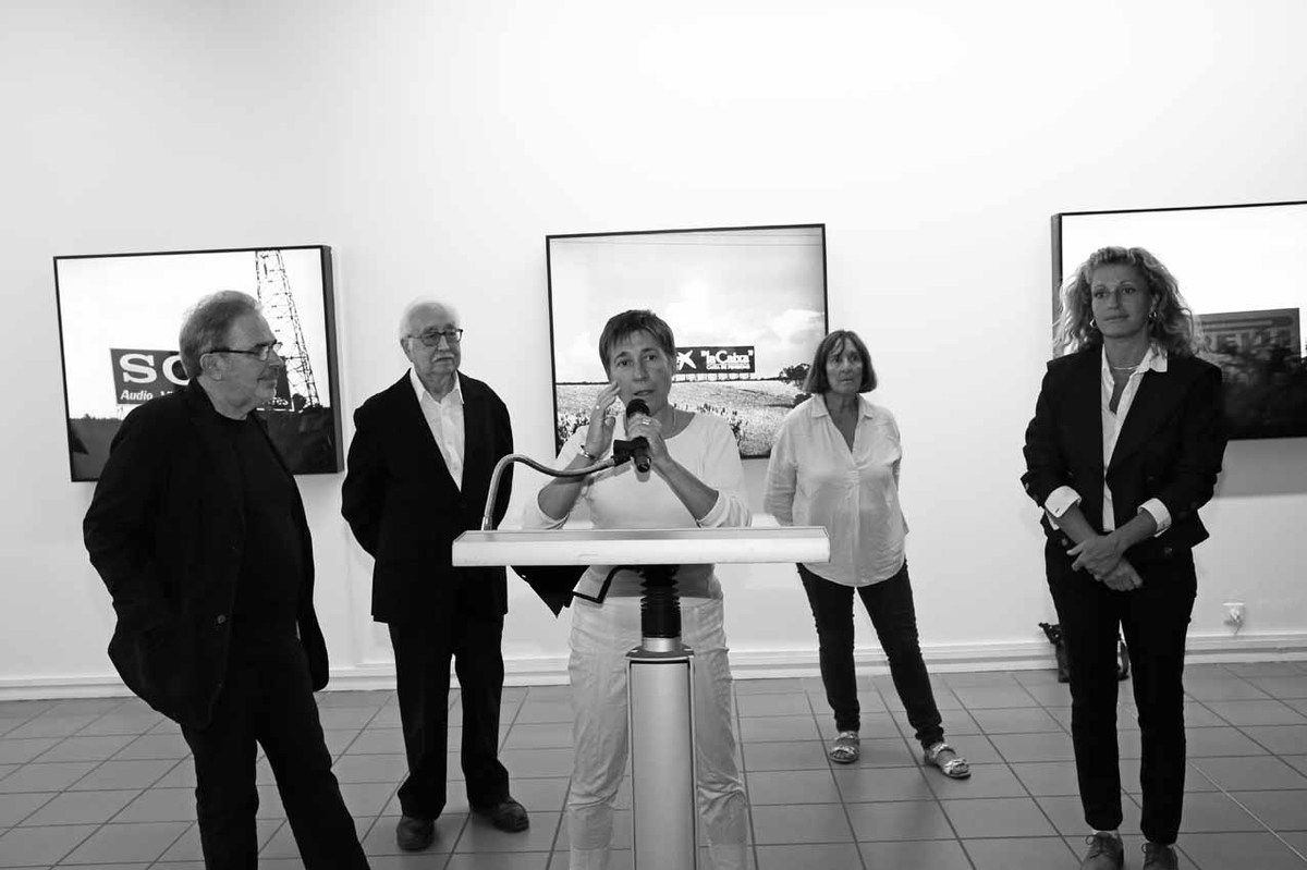 Robert Bonaccorsi, Joan Rabascal, Isabelle Bourgeois, Evelyne Artaud, Inconnue