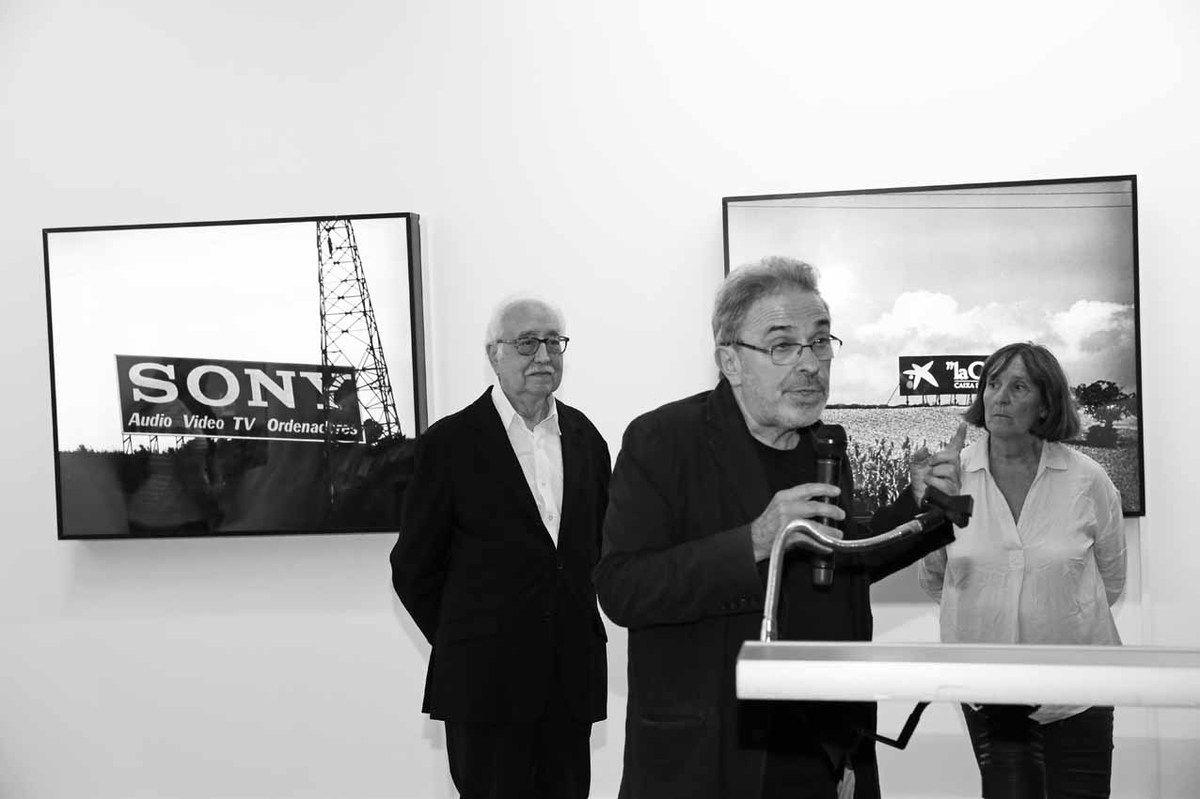 Joan Rabascal, Robert Bonaccorsi, Evelyne Artaud