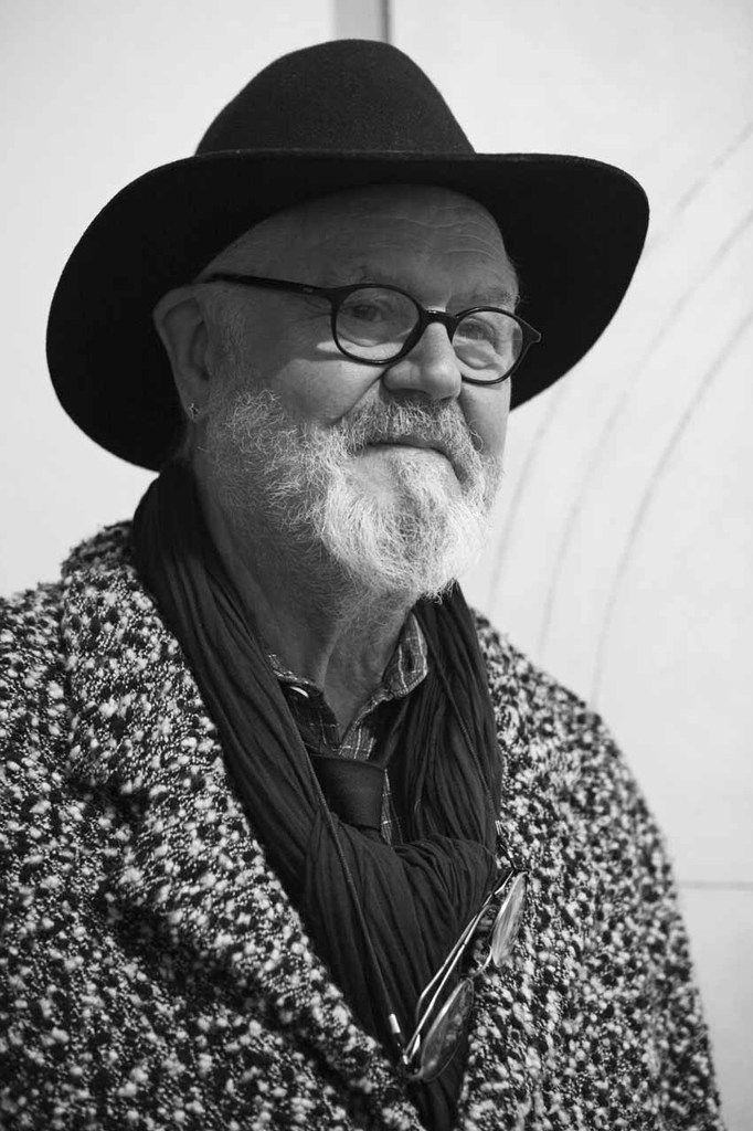 Jean Zuber. Vernissage de l'exposition Jean Zuber. Galerie Pascal Gabert. Paris le 17 mars 2011