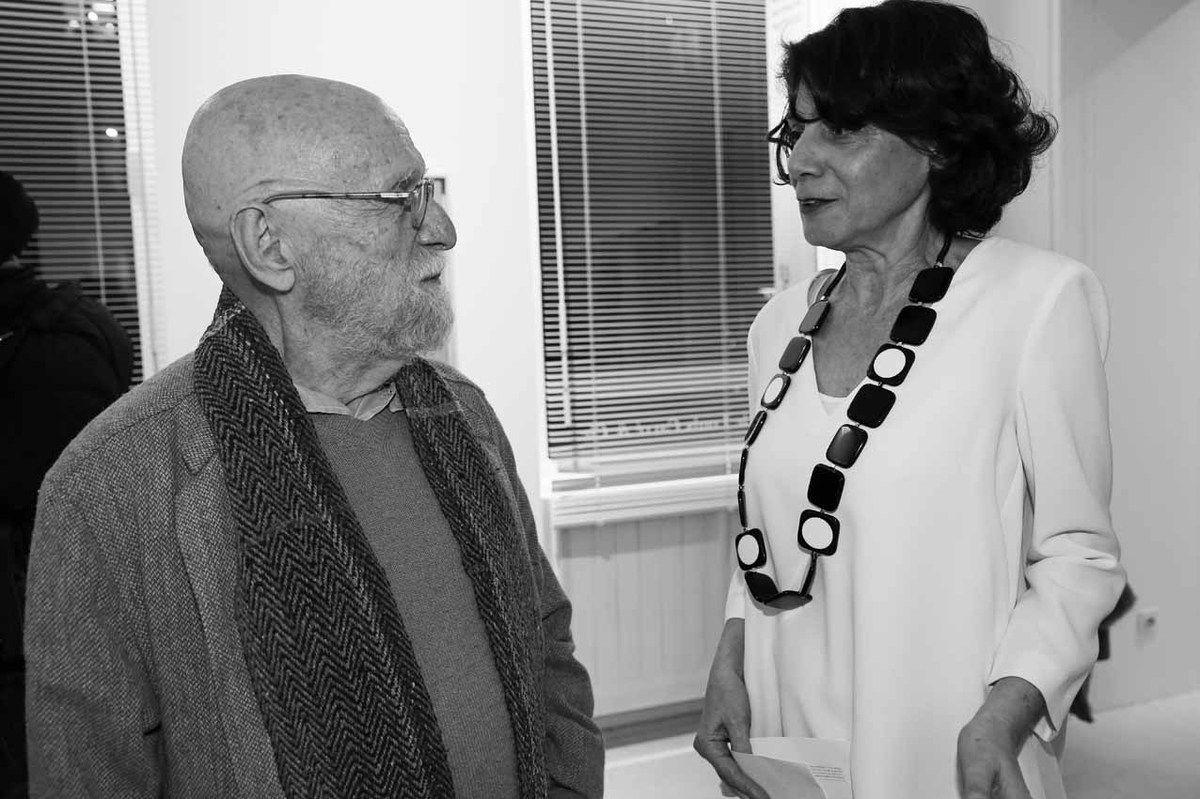 Pierre Alechinsky, Fabienne Di Rocco