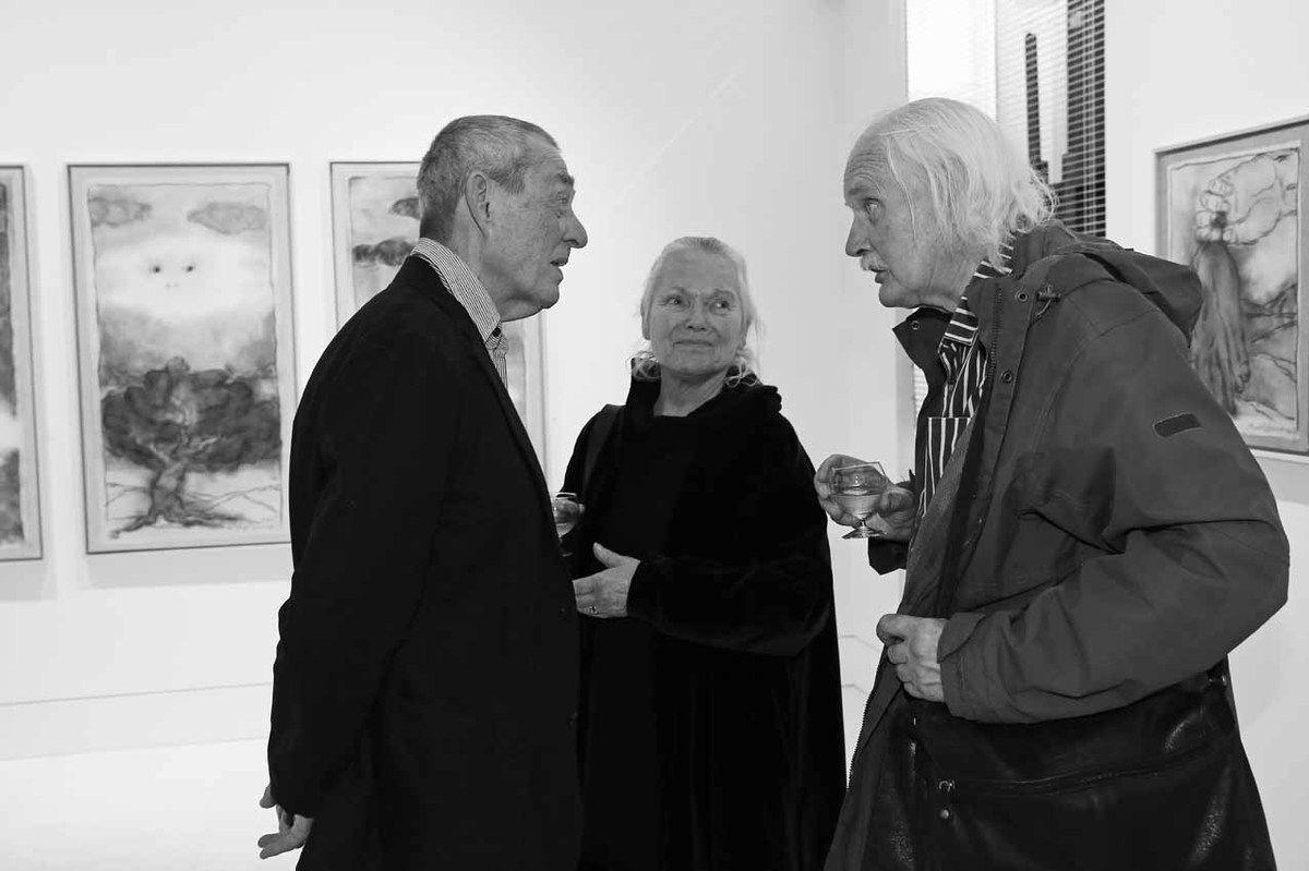 Mark Brusse, Medi Holtrop, Willem