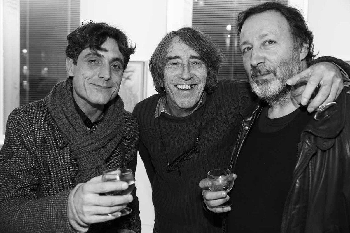 Daniele Steardo, Yann Dugain, Philippe Compagnon