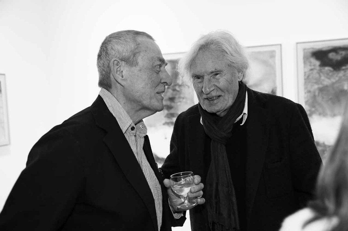 Mark Brusse, Peter Klasen