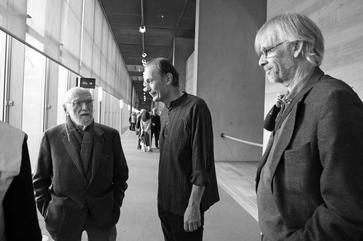 Pierre Alechinsky, Franck Bordas, Christian Bramsen
