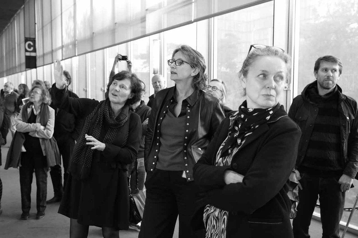 Cécile Pocheau-Lesteven, Laurence Engel, Françoise Tétrovitch