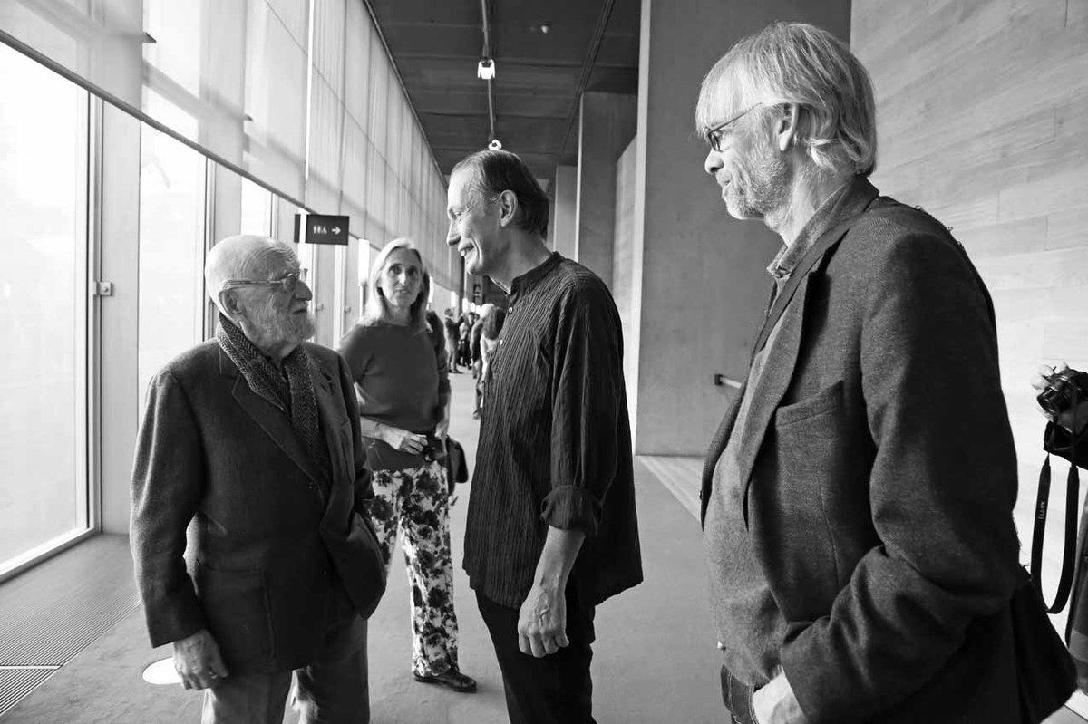 Pierre Alechinsky, Ianna Andréadis, Franck Bordas, Christian Bramsen