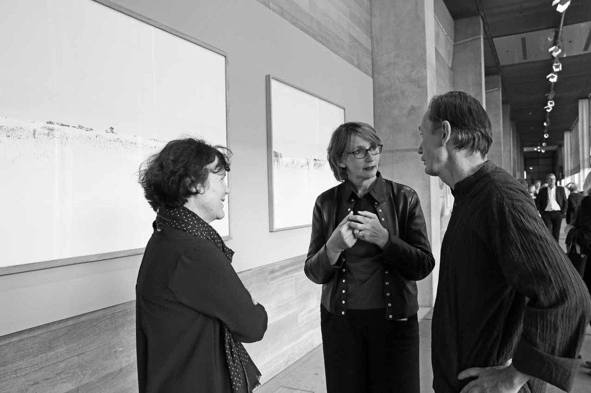 Cécile Pocheau-Lesteven, Laurence Engel, Franck Bordas