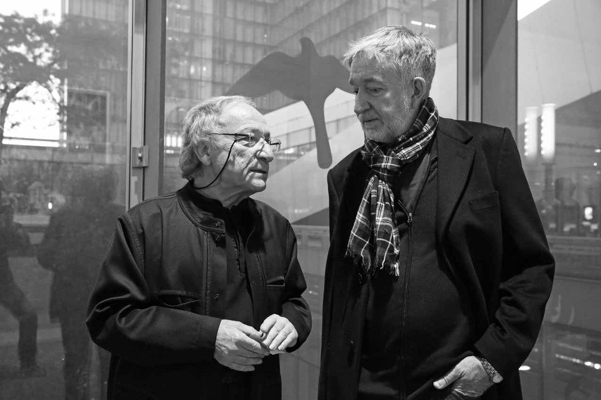 Ernest Pignon-Ernest, Bernard Michel