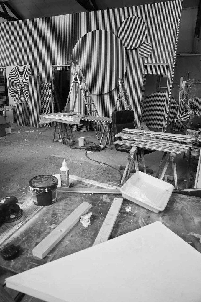 Atelier de Manuel Merida