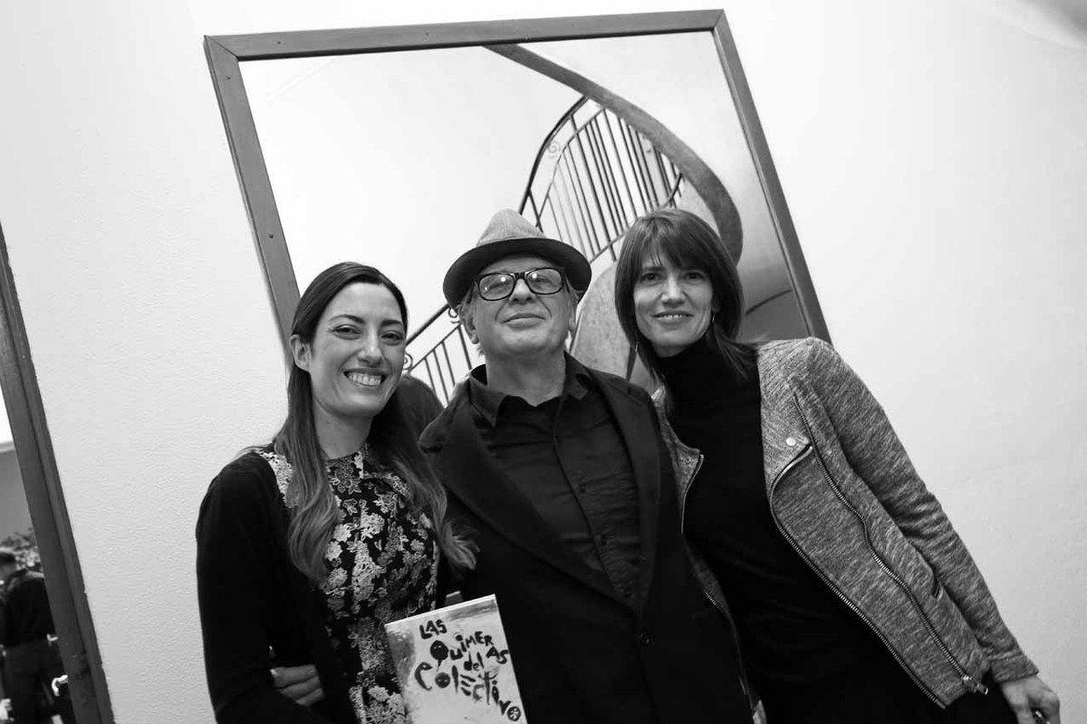 Lorena Gabelloni, Ricardo Mosner, Agustina Primo