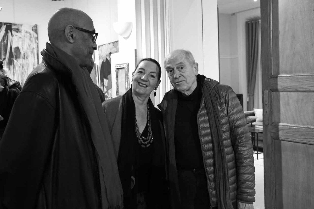 William Adjété Wilson, Dany Leriche, Pat Andrea