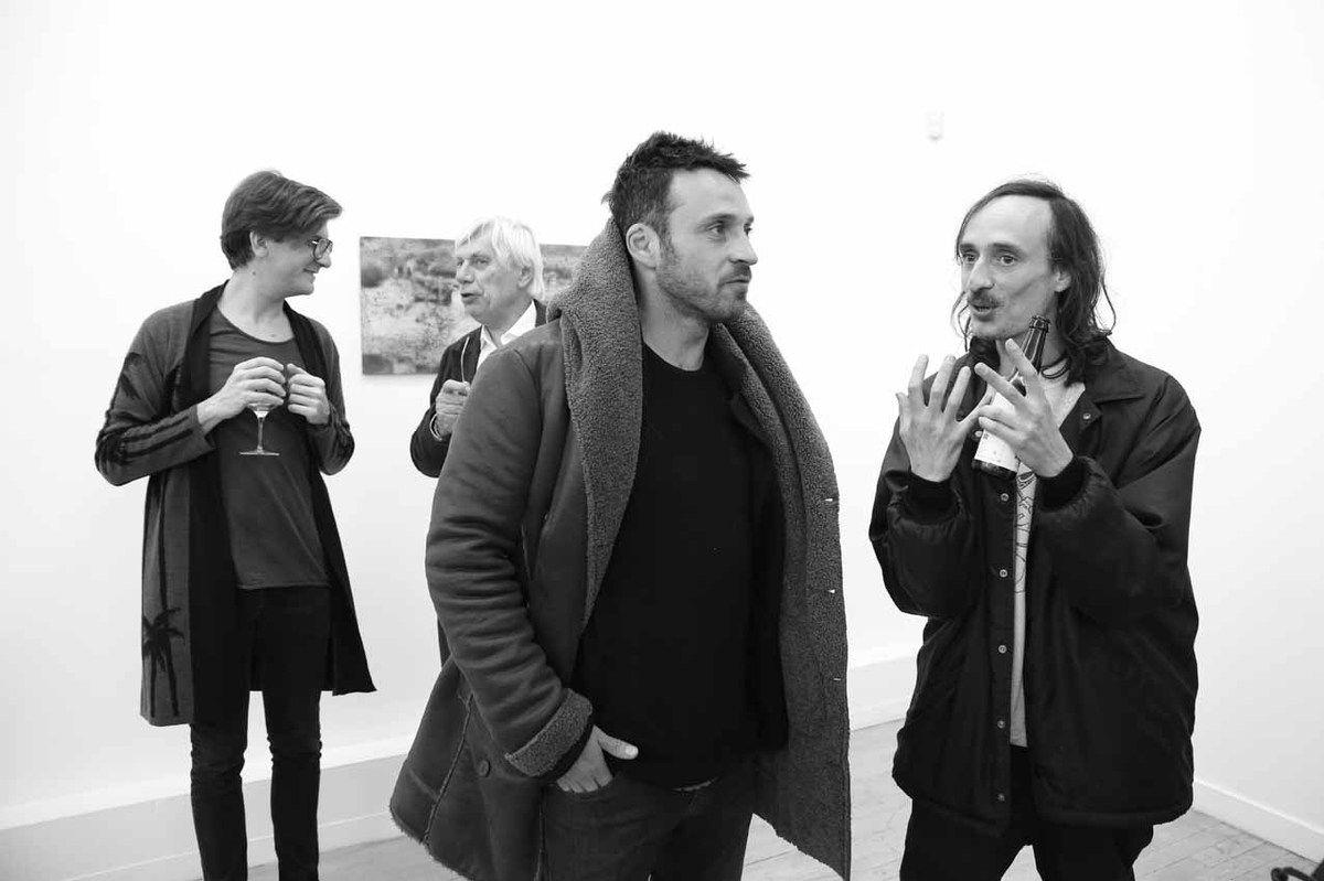 Loïc Garrier, Bertrand Ducreux, Lionel Sabatté, Florian Pugnaire