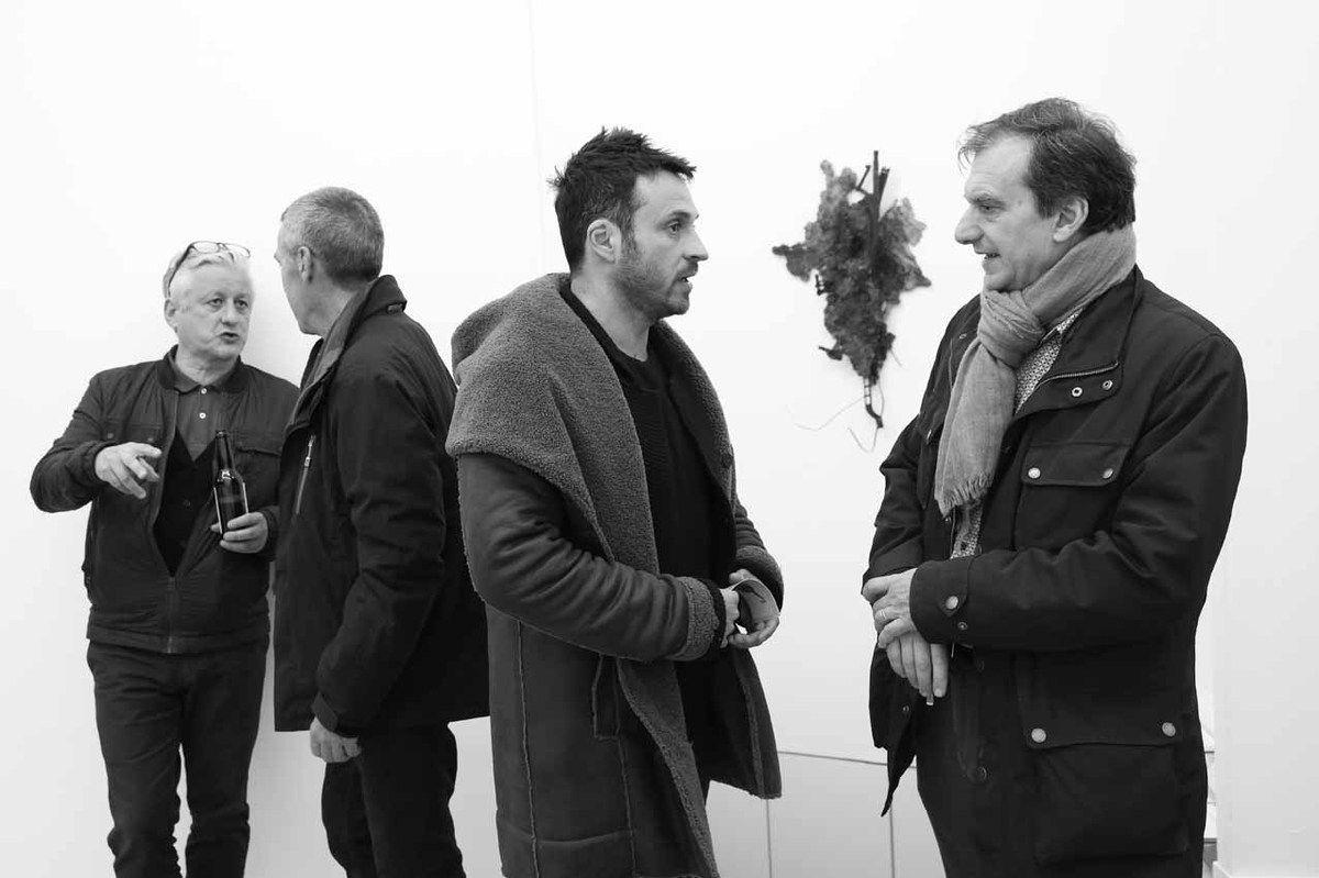 Thierry Lagalla, Joël Raoul, Lionel Sabatté, Dominique Agostini
