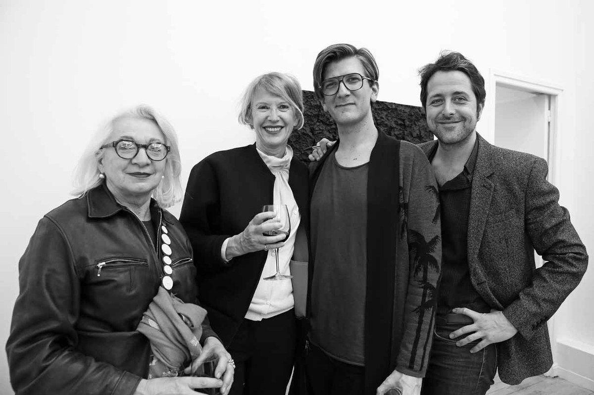 Inconnue, Colette Barbier, Loïc Garrier, Loïc Bénétière