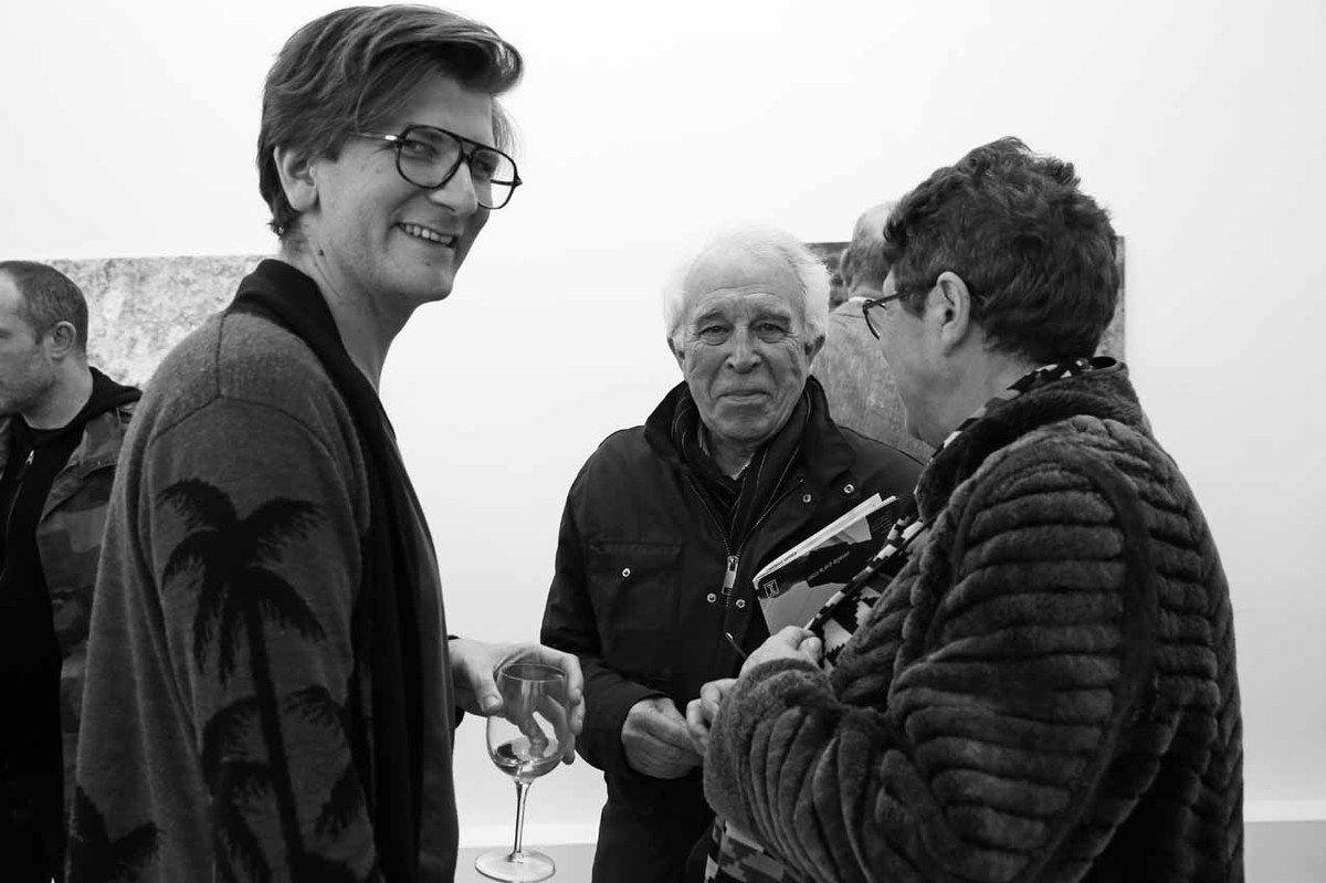 Loïc Garrier, Jean-Claude Quemin, Françoise Quemin
