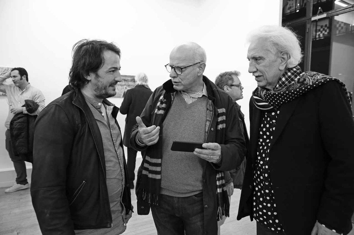 David Raffini, Inconnu, Laurent Botrel