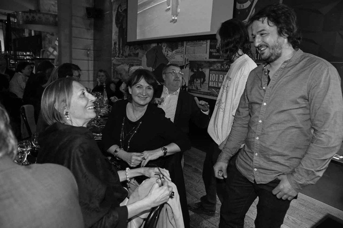 Pascale Callu Merite, Marie-Isabelle Baptistan, Eric Proust, Florian Pugnaire, David Raffini
