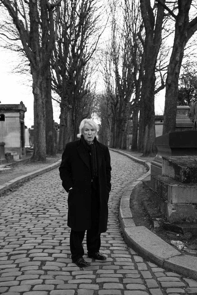 André Chabot au cimetière du Père Lachaise