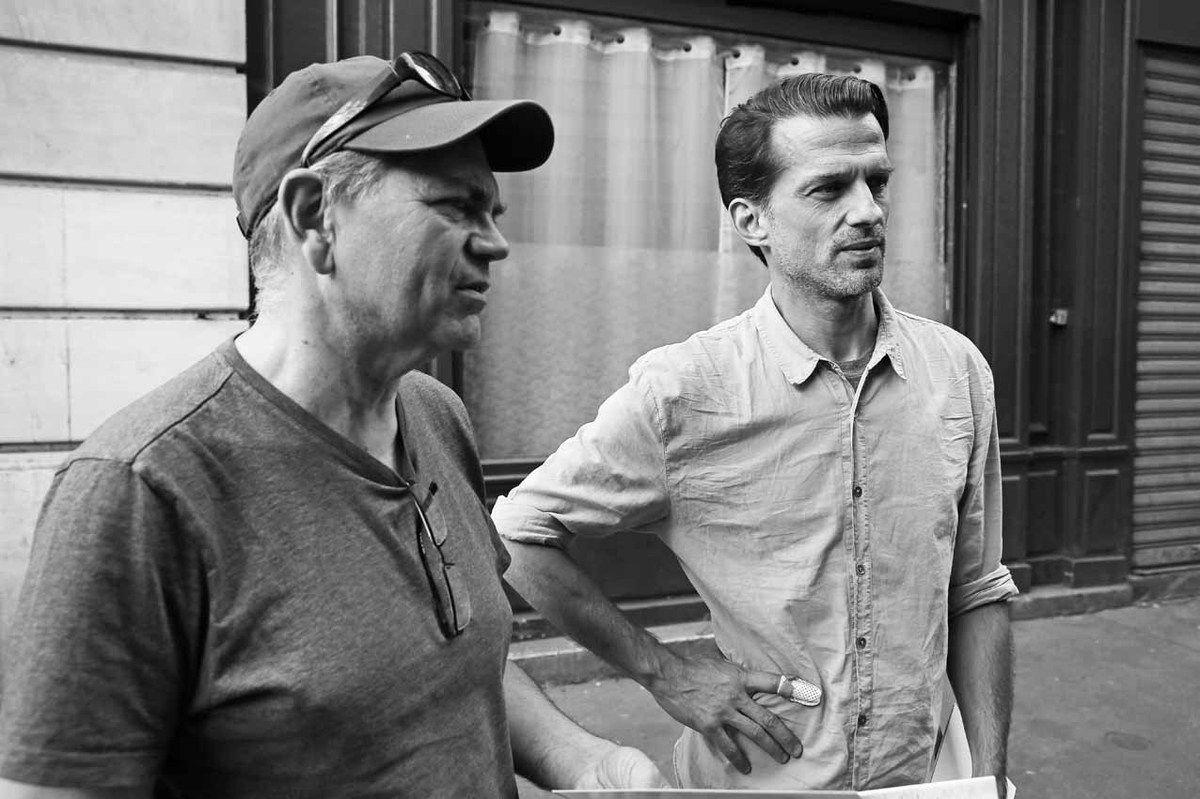 Michel Gouéry, Marko Velk