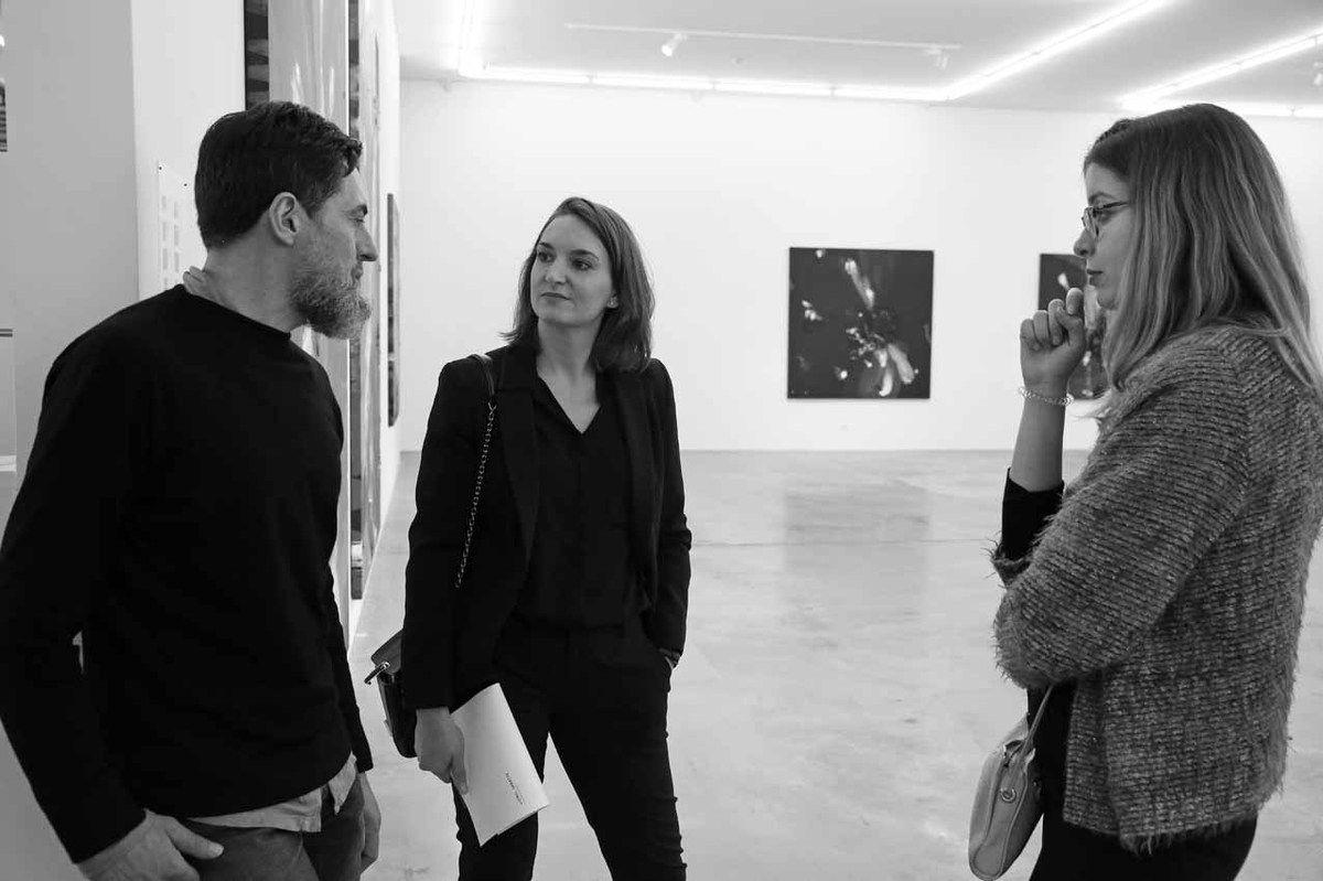 Franck Chalendard, Inconnue, Paola Soave