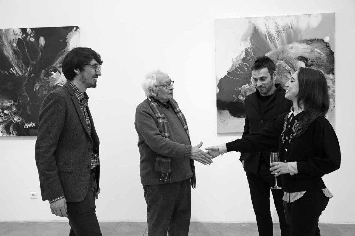 François Ceysson, Bernard Ceysson, Lionel Sabatté, Lisa Toubas